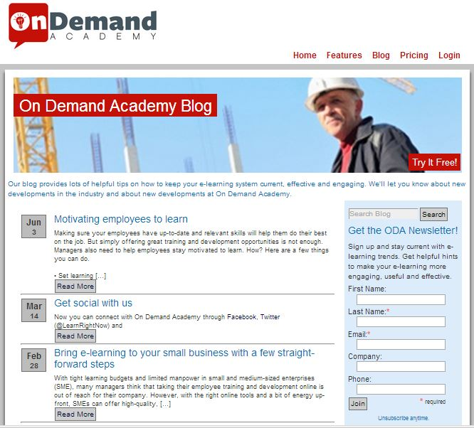 On Demand Academy Blog